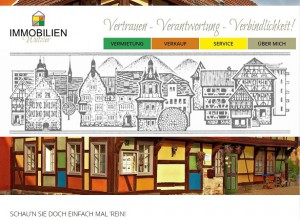 Screenshot immobilien-schmalkalden.de